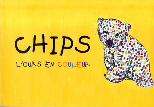 Chips l'ours en couleur