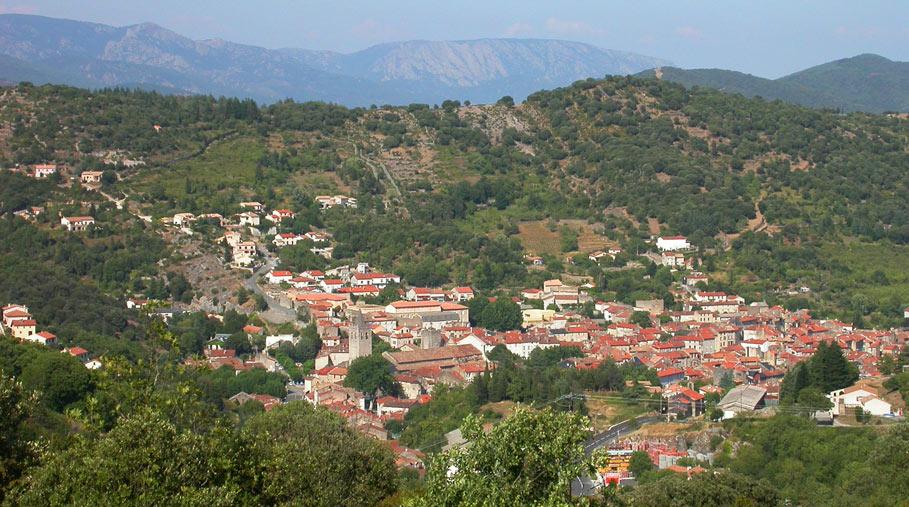 Vue de St-Pons